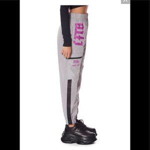LF cargo grey pants